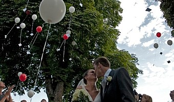 Wedding and other Events at the hotel Pössnitzberg in South Styria